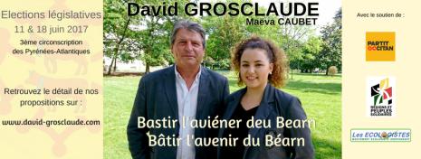 David GROSCLAUDE