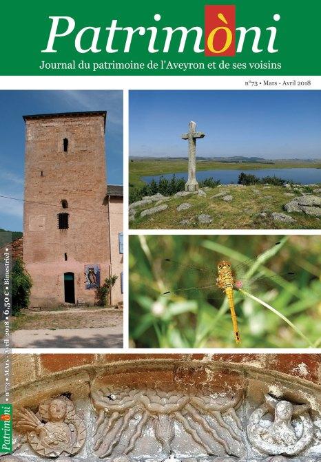 PATRIMÒNI, Couverture n°73 (web)